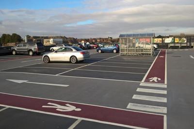 паркинги и автостоянки